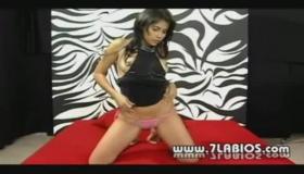 Brunete Porn Star Interracial Porn Scene