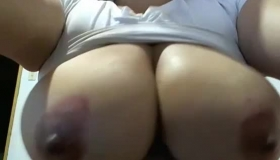 MILF MILF Big Boobs Fuck On Table For Winner