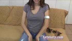 Lelu Love Chanel Dykes Tickling