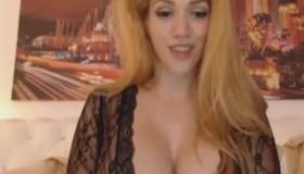 Dirty Young Blond Takes Loads Of Cum