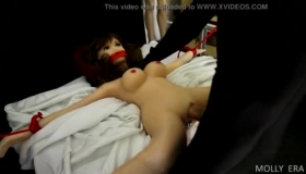 Adorable Japanese Doll Makes The Guy Orgasm.. So Gotta Get Her Pussy Nailed Until He Cums