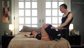 Elle River Is About To Have Casual Sex With Her Professor, Because She Likes Him