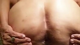 Horny Granny Fucking A Young Cock