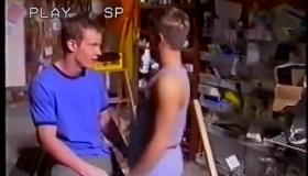 Young Gay Kissing Rimming Oral Blowjob Sex