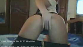 Horny Brunette Hottie Shows Her Tight Wet Pussy