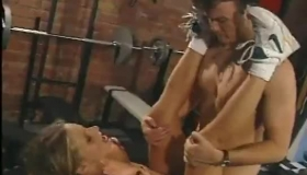 Her Dad Taught Her To Demonstrate And Heard Her Moan Out Loud While She Was Getting Fucked