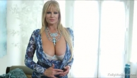 Kelly Madison And Saint Lucia Are Having A Threesome All Day Long, And Moaning During Their Orgasms