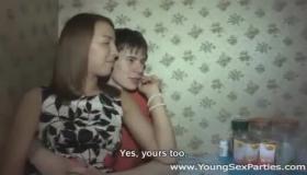 Juvenile Teens Gangbang  Hardcore Sex