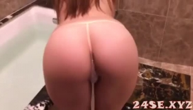 Hot Ass Babe Fucks With Step Dad