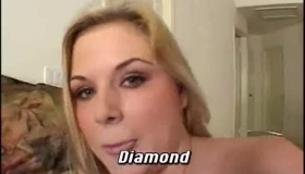 HOT MOM GIVES FIREWORK FACE AND TIGHT TEEN TOE