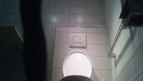 Hussain Toilet Room Amateur Home Made