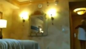Hotel Guy Fuck Beautiful Girl While Stepteen Asleep