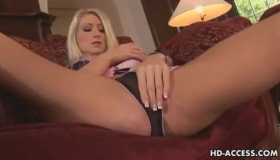 HD Blonde College Girl Fucking And Sucking Dick