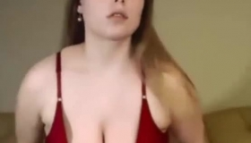 Big Tits Teen Couple In The Sling