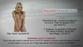 Naughty Sarah Vandella Shinobi Masturbates In Car
