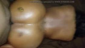Bigtits Ebony Rammed Doggy Style