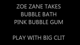 English Bubble Bath Sex
