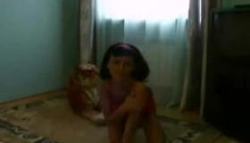 Teen Plays Big Toys Toys Cock Girl