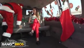 Santa Claus Ass