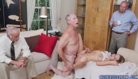 Young Blonde Teen Paisley Rae Got A Stiff Dick In The Ass And In The Mouth