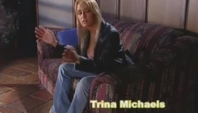Trina Michaels Risky Smoking Trip