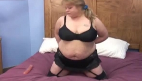 True British Busty BEARBIRD Pattz With Channel Pussy Cream Pie