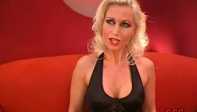 Big Cock German Voluptuous Cougar Evelina Is A Great Fuck Doggy Before Benicio Del Toro Bangs Her A Little