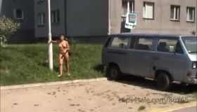 Cowgirl In Public