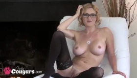 Alyssa Reece And Starla Night Know How To Amuse Each Other While Waiting For The Husband