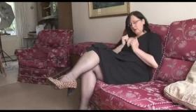 Big Crappy Tits Girl Fucks On Job Interview