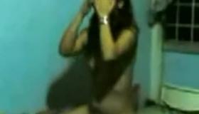 Horny Stepmom Doing Her First Porno Scene
