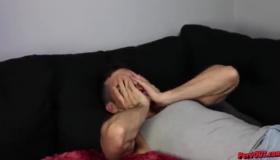 Lance Hart, Garnnette Jaxxx In Hotly Hot Threesome