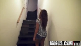 She Can't Handle The Rock Hard Dick Inside Her! Vol. 25