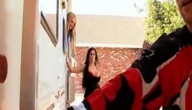 Kerry Louise Hung Justice Car Mah 'evil Twins'