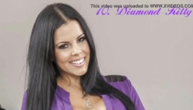 Bobbi Starr Fingering And Masturbating Passionately On Webcam