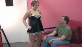 Chubby Girl Is Fond Of Different Solo Pleasures And Ends Up Getting Excited!