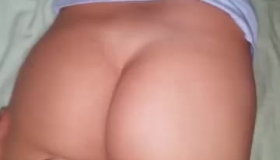 Sexy Amateur Posing In An Amazing Massage